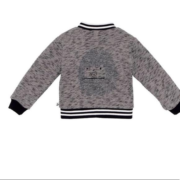 Noe /& Zoe Girls Reversible Jacket 18-24M
